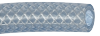 190 Armeret PVC slange