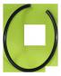 Springringe type RB - DIN 7993