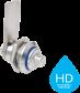 E+G GN 115-VH8 Hygiejnisk lås